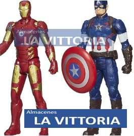 Figuras Avengers 2 Colección Nueva