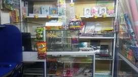vendo negocio de  cyber y papelería frente colegio replica 24 de mayo.