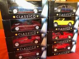 Colección Completa NUEVA Ferrari Classico Collezione - Shell.