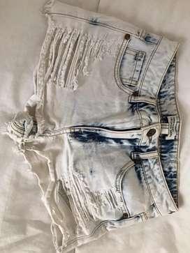 Short de jean forever 21