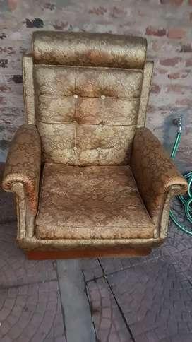 Vendo sillón antiguo 1 cuerpo