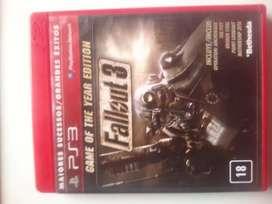 Fallout 3 PS3 -solo interesados -respondo inbox