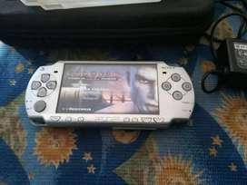 Psp play 2 portable con 10 juegos