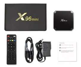 Tv Box X96 Mini 2gb Ram 16gb Android 7.1 Wifi 4k