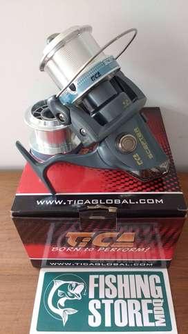 REEL TICA SCEPTER GX5000 (tambor cónico)