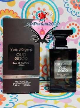 Perfume Unisex OUD GOOD Yves D'orgeval