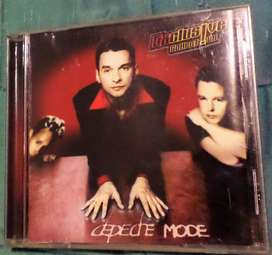 Depeche Mode. Exclusive Collection. Cd Original.