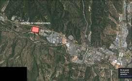 Predio ubicado en la zona Industrial de Chimitá - vía Café Madrid - Palenque, 22454 m2