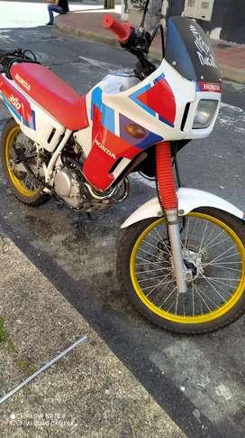 Honda Sahara 1993