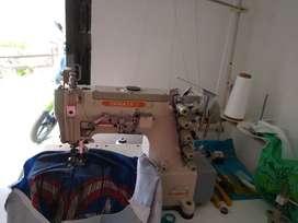 Se necesita operari@ para máquina fileteadora o collarín para hacer pantalonetas con experiencia