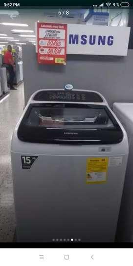 Lavadora 15 Kg Samsung