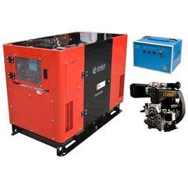 Generador Eagle Diesel 9,5w A 10,5w