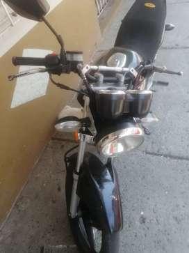 Moto Suzuki GS-125