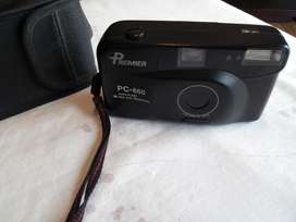 Camara fotográfica analógica