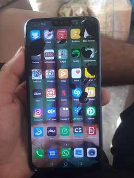 Huawei Y9 2019 Con detalle.