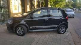 Volkswagen Cross Fox Trendline 2012 impecable