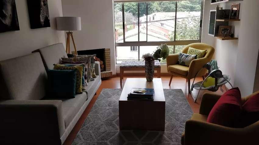 Apartamento en arriendo en bella Suiza remodelado, a una cuadra de U del bosque, parqueadero y depósito. 0