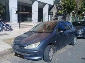 Peugeot 206 Xline  Año 2006  /  VTV aprobada