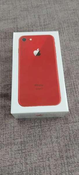 IPHONE 8 ROJO 256GB NUEVO - SELLADO