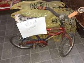 vendo bicicleta para nene