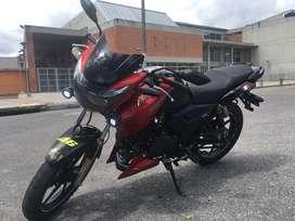 venta moto tvs apache 180