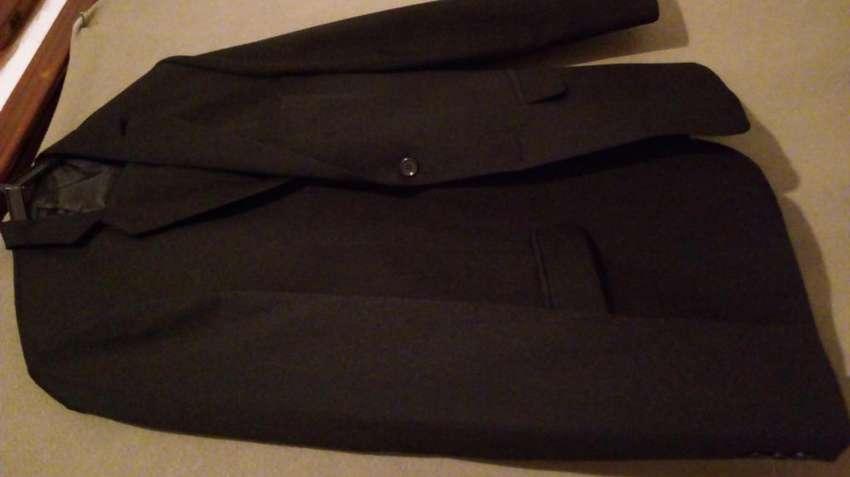 Traje Hombre Entallado Pantalon Chupin Ambo De Vestir Slim 0