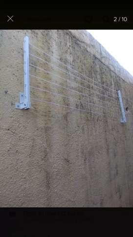 Tender para pared plegables regulables
