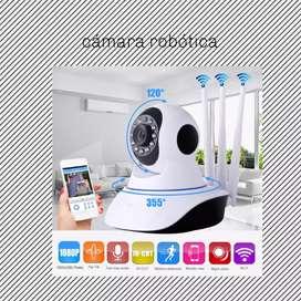 Cámara robótica