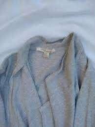 saco gris maternidad   M algodon grueso importado hermosa