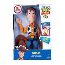 Toy Story Woody Interactivo 15 Frases Original