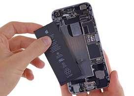 Bateria para iPhone 4 4S 5 5S 6 6Plus 6S 6S Plus 7 7 8 X