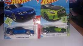 Nissan Skyline R33 Y R35 Hot Wheels