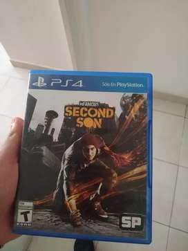 Juego PS4 vendo o canjeo