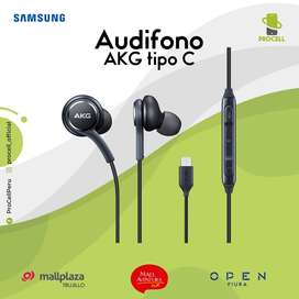 Audífono Samsung AKG Tipo C