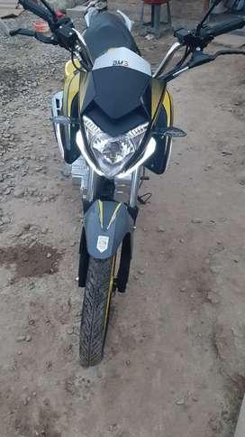 Vendo moto Italika motor 200 año 2020