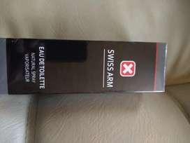 Perfume Swiss army h excelente duración