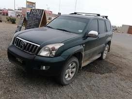 TOYOTA LAND CRUISER 2008