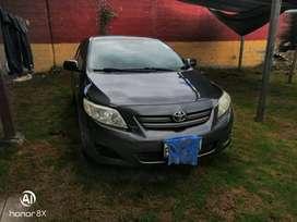 Toyota Corolla año 2009