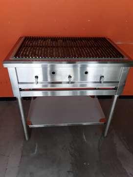 MUEBLE ASADOR BBQ