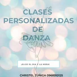 Clases Personalizadas de danza