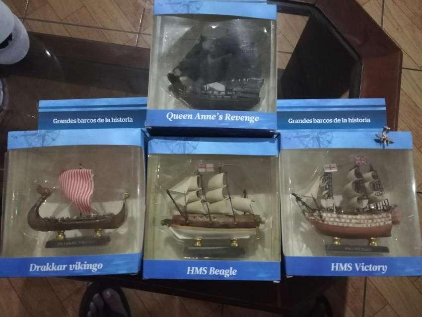 Barcos de La Historia 0