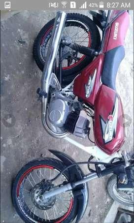 vendo moto ax 115