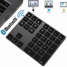 Teclado Numerico Bluetooth Para Macbook Pro Air Touch Bar