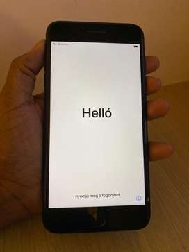 Vendo Iphone 7 Plus 128GB Negro Mate