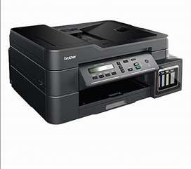 Impresora Multifuncional Brother DCP-T710W Tinta Continua A Color / WIFI/ IMPRIME/COPIA/ESCANEA