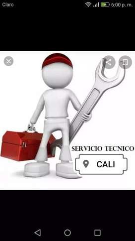 Servicios técnicos de mantenimiento y reparación de artefactos a gas