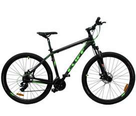 Bicicleta cliff mtb