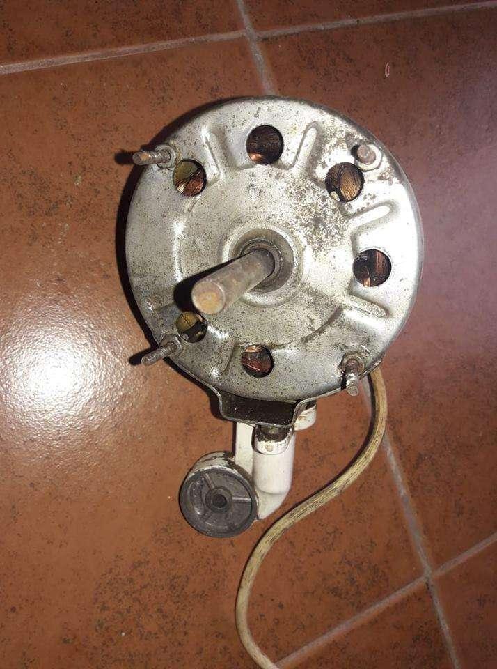 Motor de ventilador 0