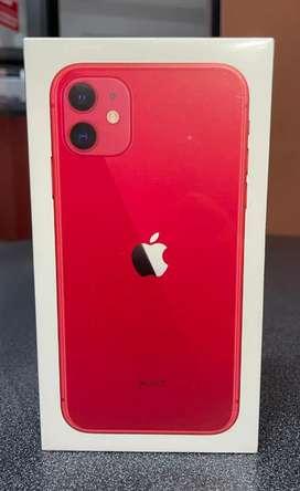 iPhone 11 de 64 gb, Original y Sellado