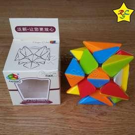 Cubo Axis 3x3 Rubik Cube Fanxin Mod3 Original Stickerless